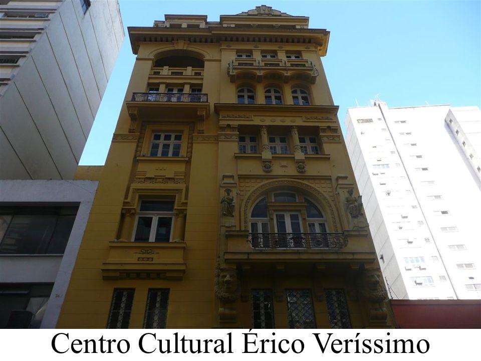Centro Cultural Érico Veríssimo