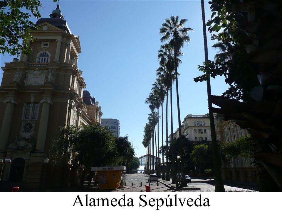 Alameda Sepúlveda