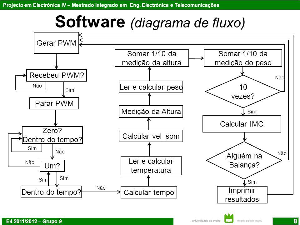 Software (diagrama de fluxo)