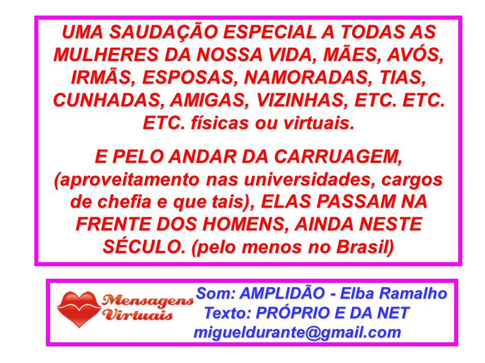 Som: AMPLIDÃO - Elba Ramalho