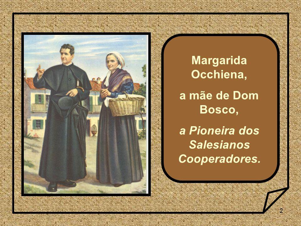 a Pioneira dos Salesianos Cooperadores.