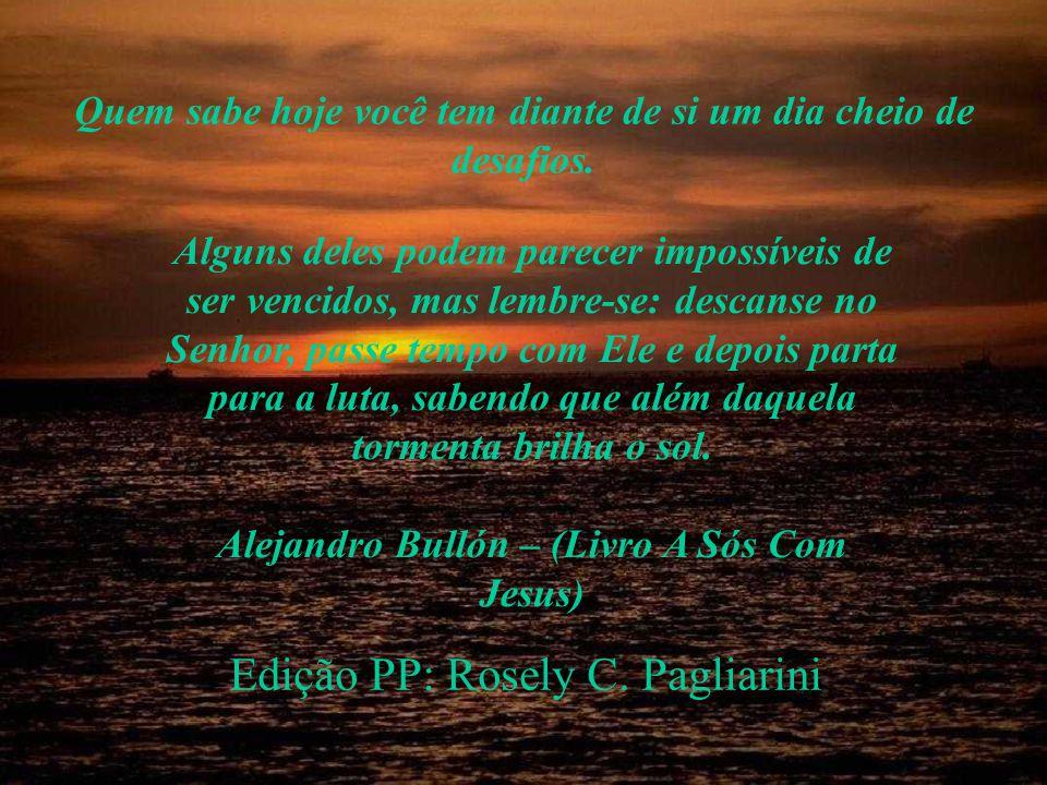 Edição PP: Rosely C. Pagliarini