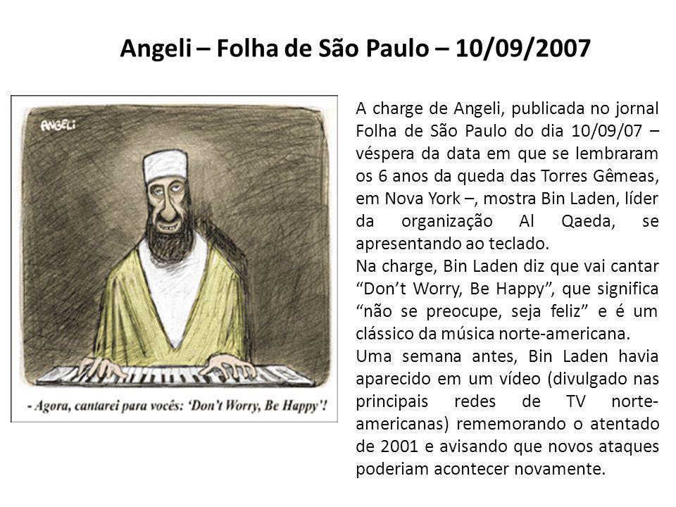 Angeli – Folha de São Paulo – 10/09/2007