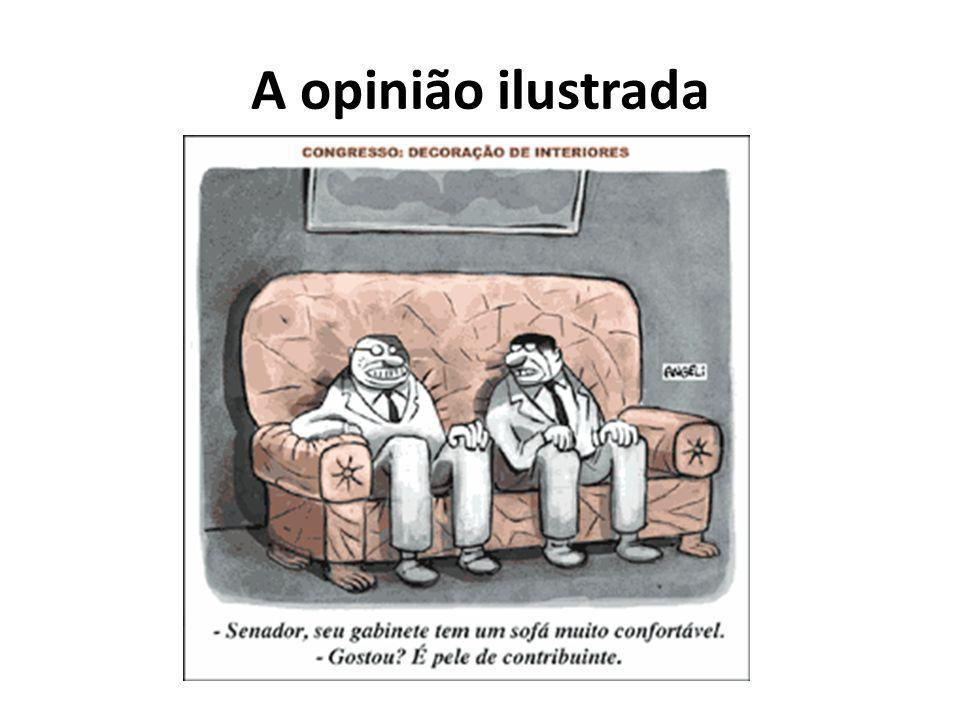A opinião ilustrada
