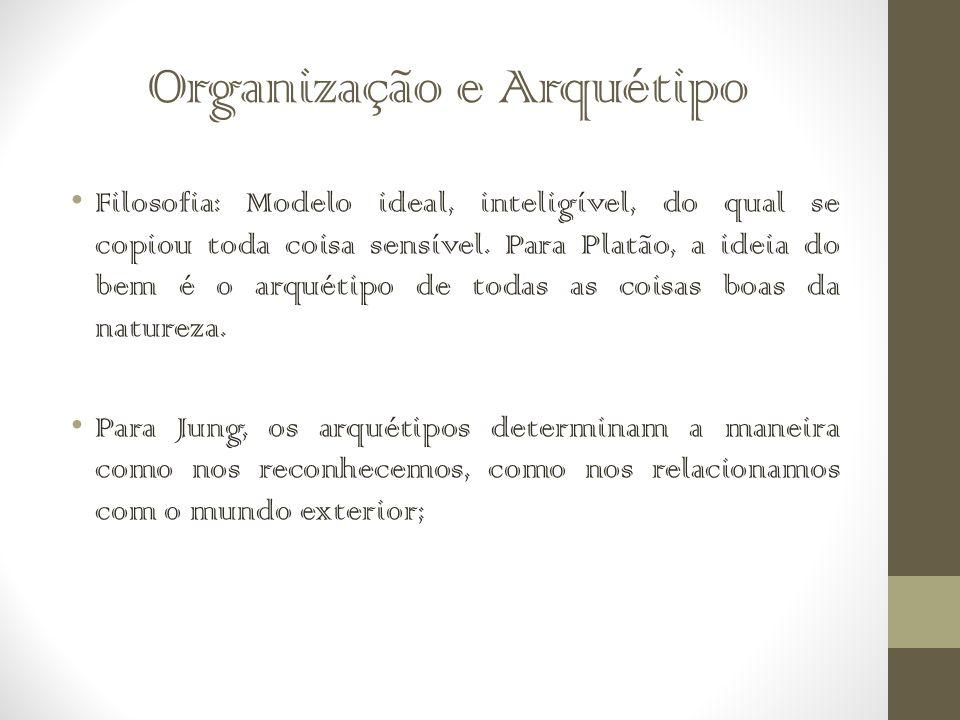 Organização e Arquétipo