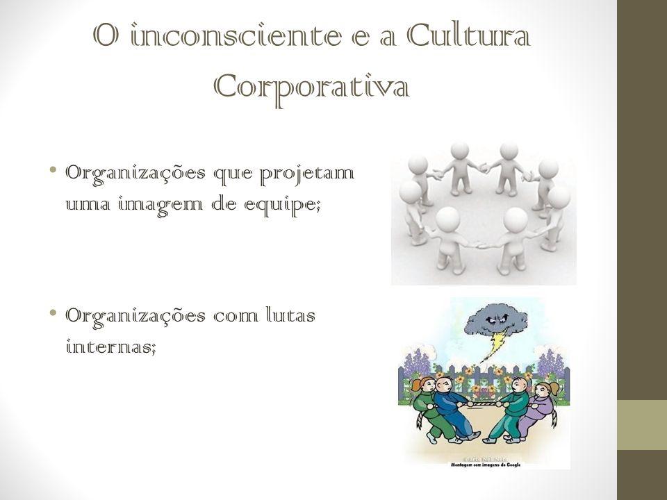O inconsciente e a Cultura Corporativa