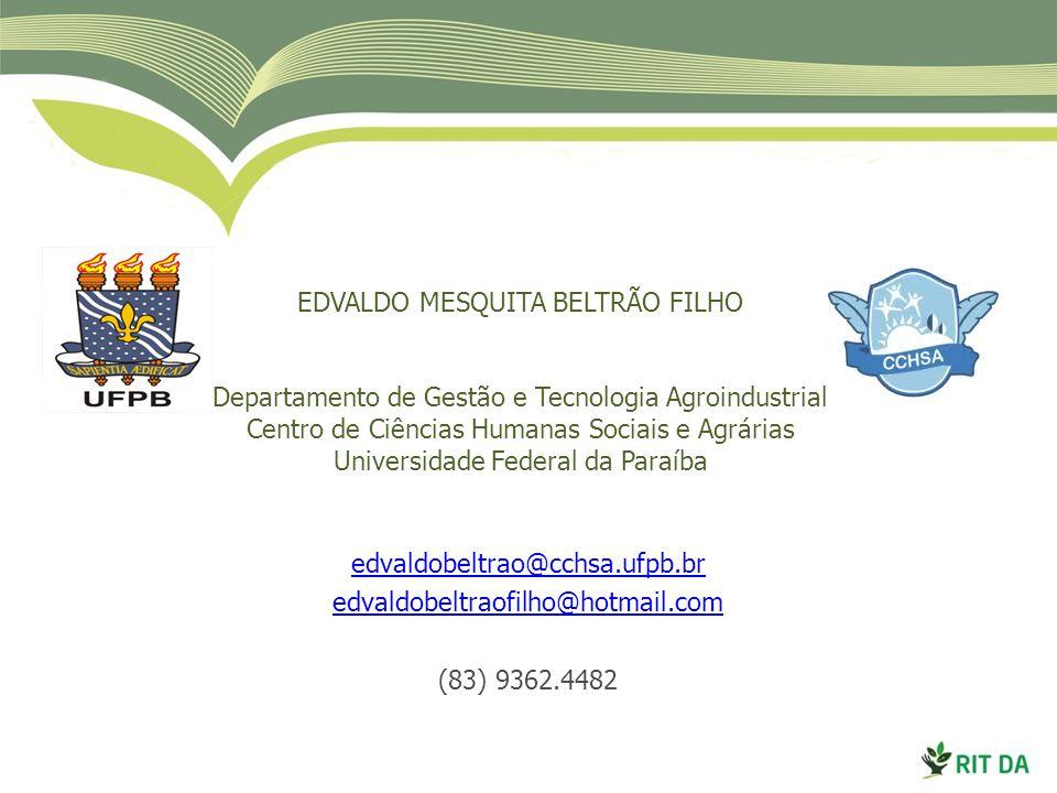 EDVALDO MESQUITA BELTRÃO FILHO