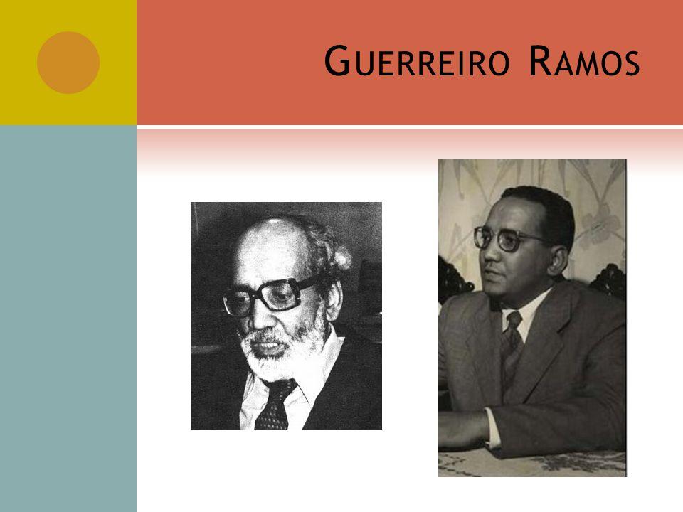 Guerreiro Ramos
