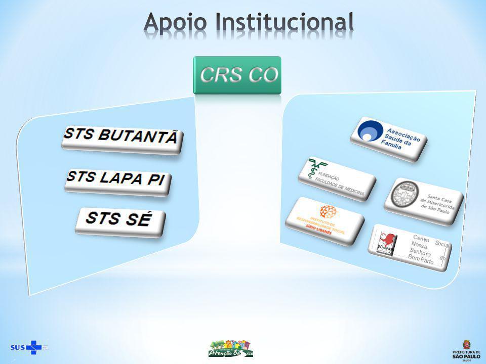 Apoio Institucional Centro Social Nossa Senhora do Bom Parto.