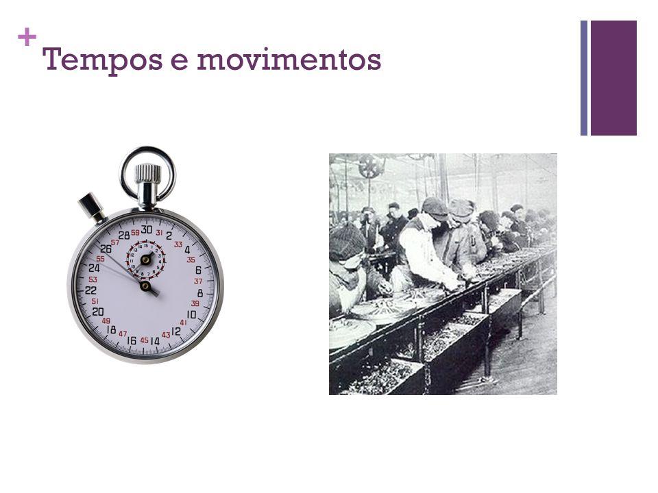 Tempos e movimentos