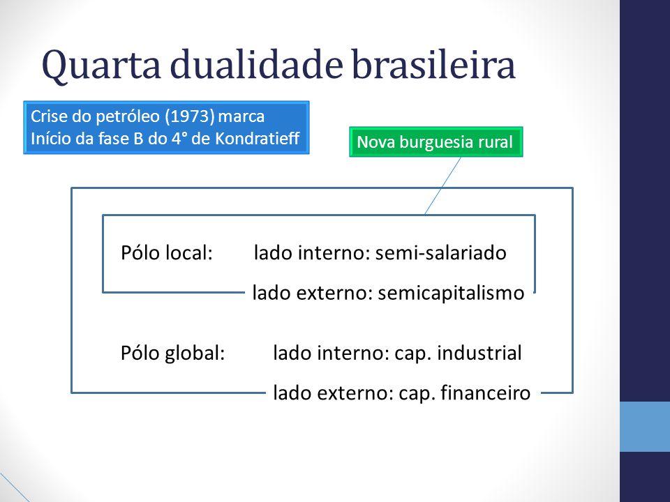 Quarta dualidade brasileira