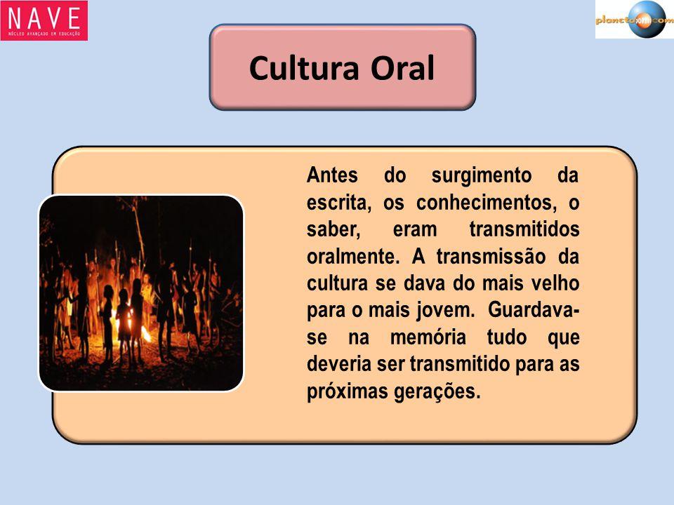 Cultura Oral
