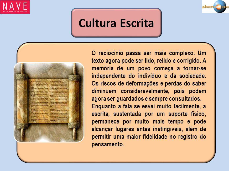 Cultura Escrita