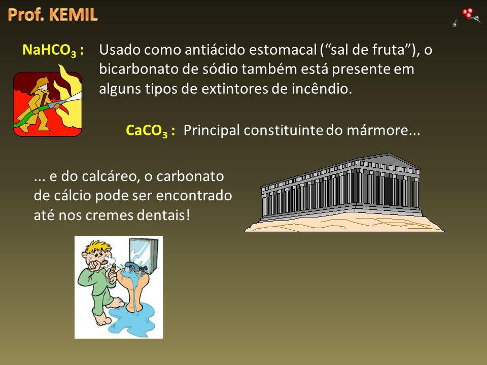 Prof. KEMIL NaHCO3 :