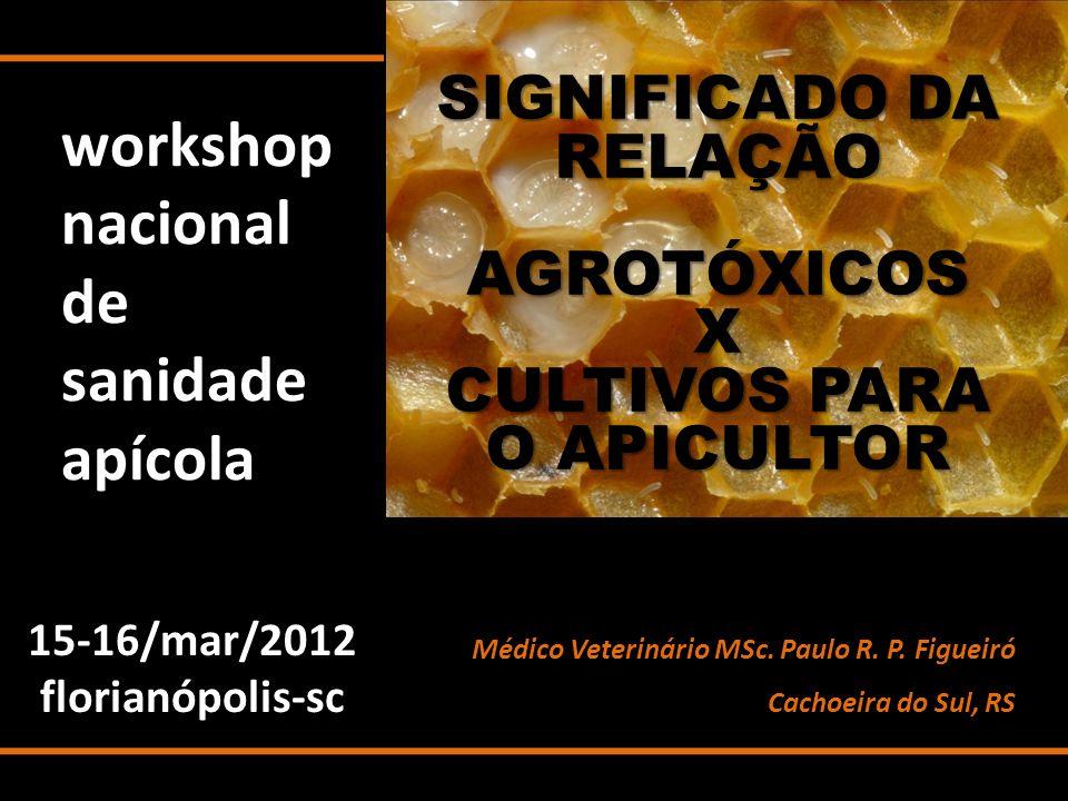 workshop nacional de sanidade apícola