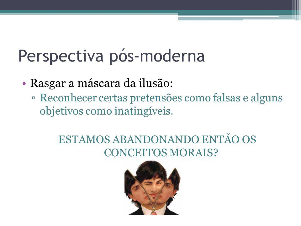 Perspectiva pós-moderna