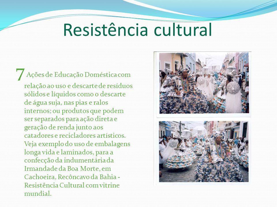 Resistência cultural