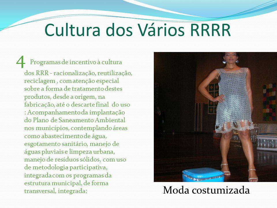 Cultura dos Vários RRRR