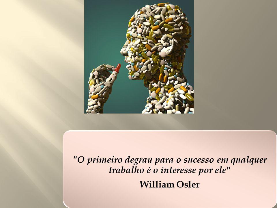 O primeiro degrau para o sucesso em qualquer trabalho é o interesse por ele