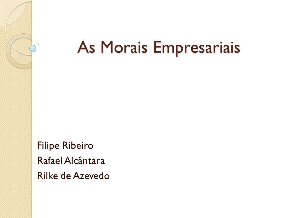 As Morais Empresariais
