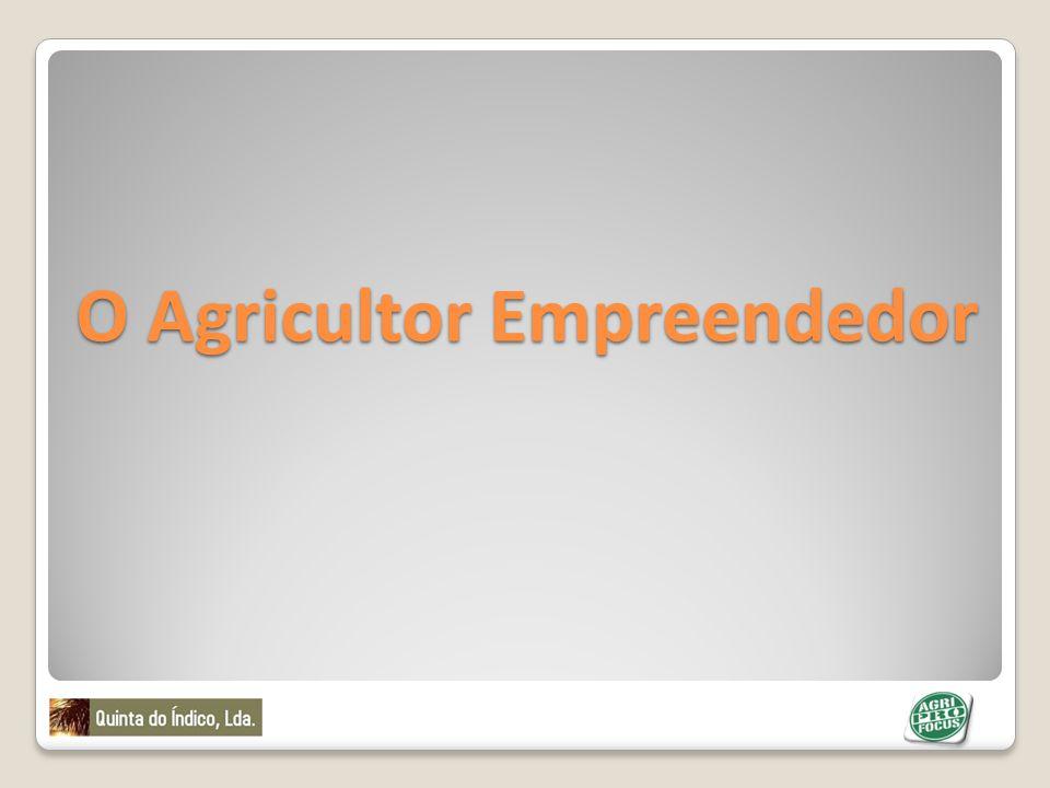O Agricultor Empreendedor