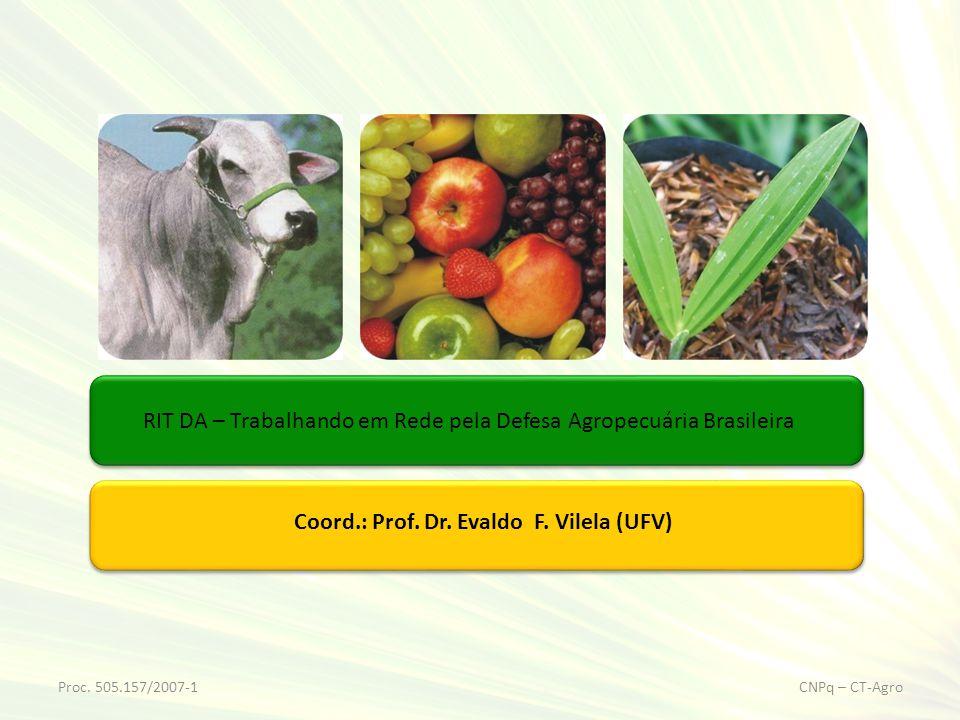 RIT DA – Trabalhando em Rede pela Defesa Agropecuária Brasileira