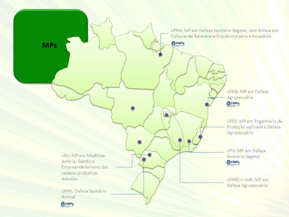 MPs UFRA: MP em Defesa Sanitária Vegetal, com ênfase em