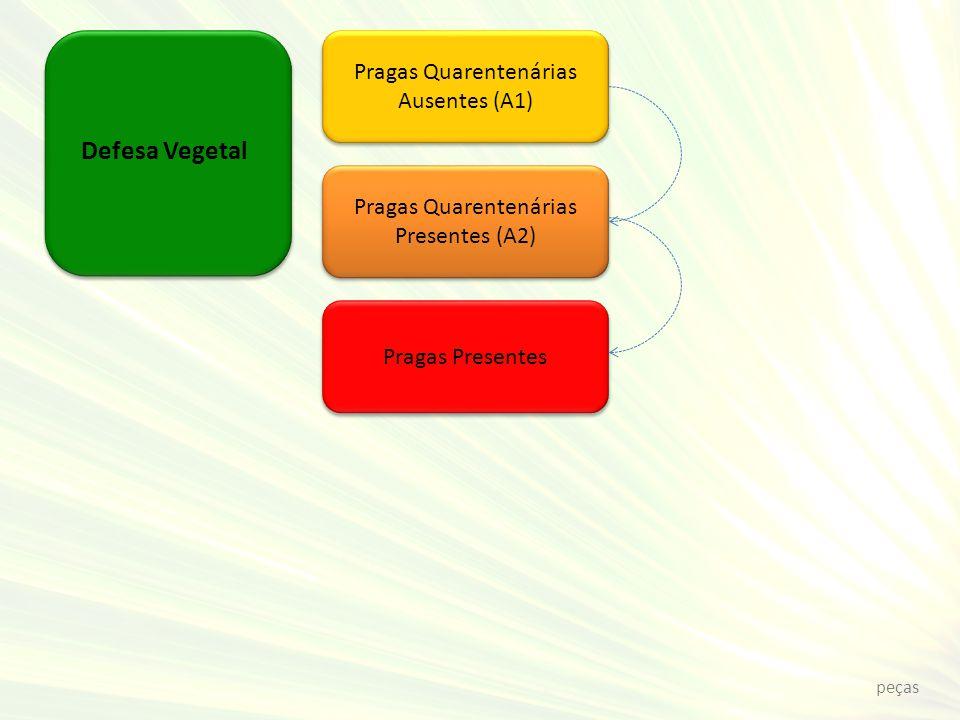 Defesa Vegetal Pragas Quarentenárias Ausentes (A1)