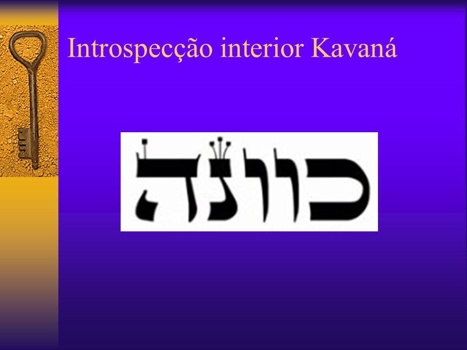 Introspecção interior Kavaná
