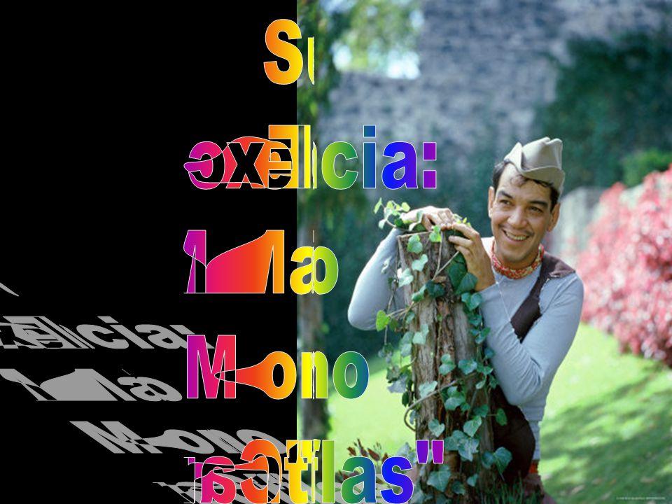 Sua Excelencia: Mario Moreno Cantinflas