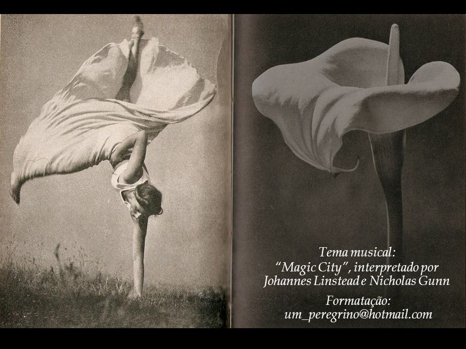 Magic City , interpretado por Johannes Linstead e Nicholas Gunn