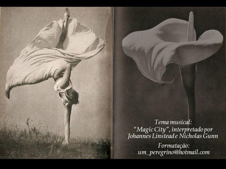 Magic City , interpretado por Johannes Linstead e Nicholas Gunn
