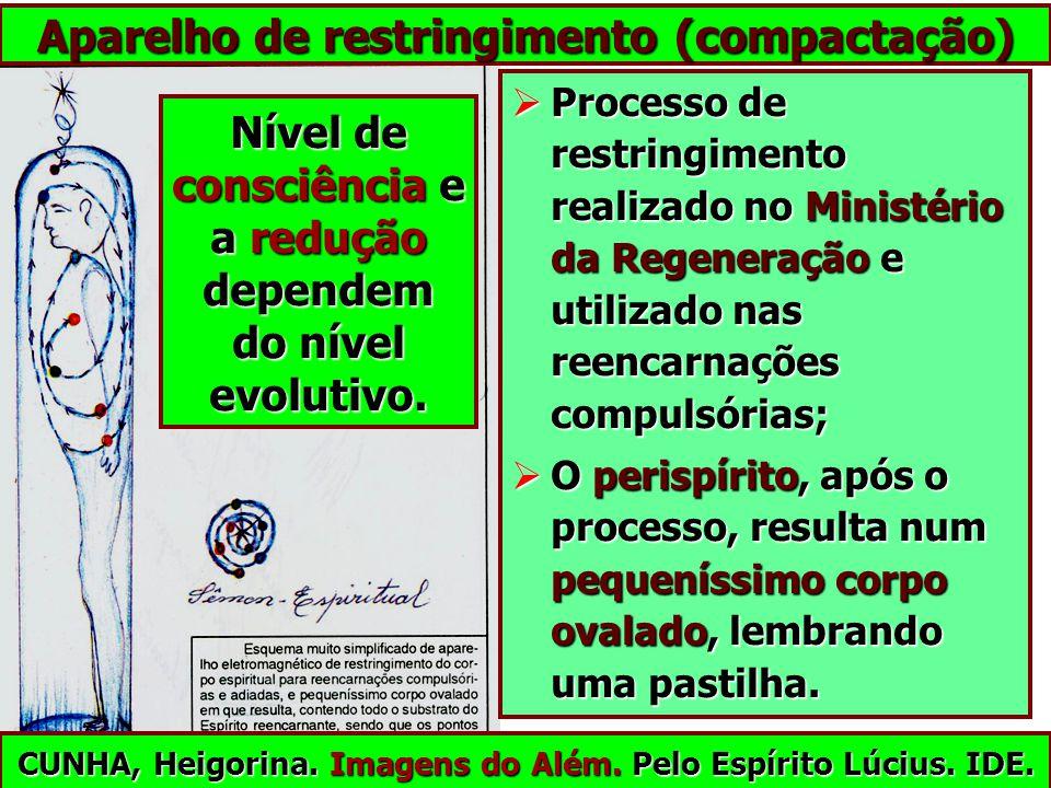 Aparelho de restringimento (compactação)