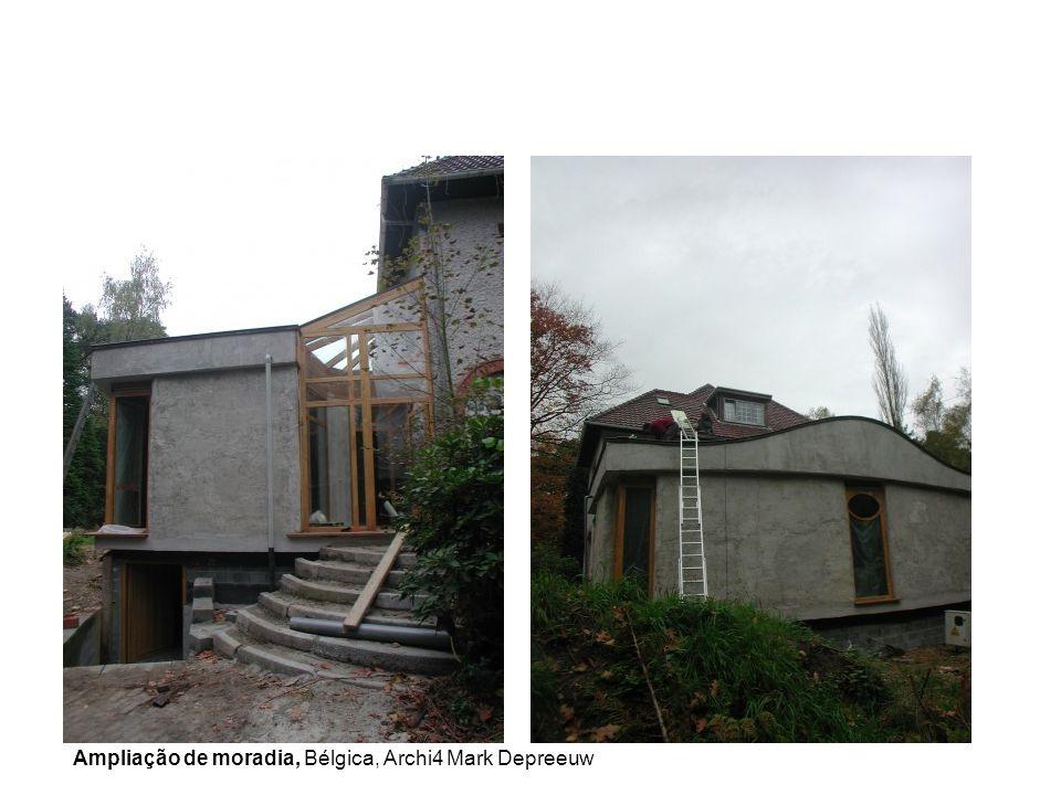 Ampliação de moradia, Bélgica, Archi4 Mark Depreeuw