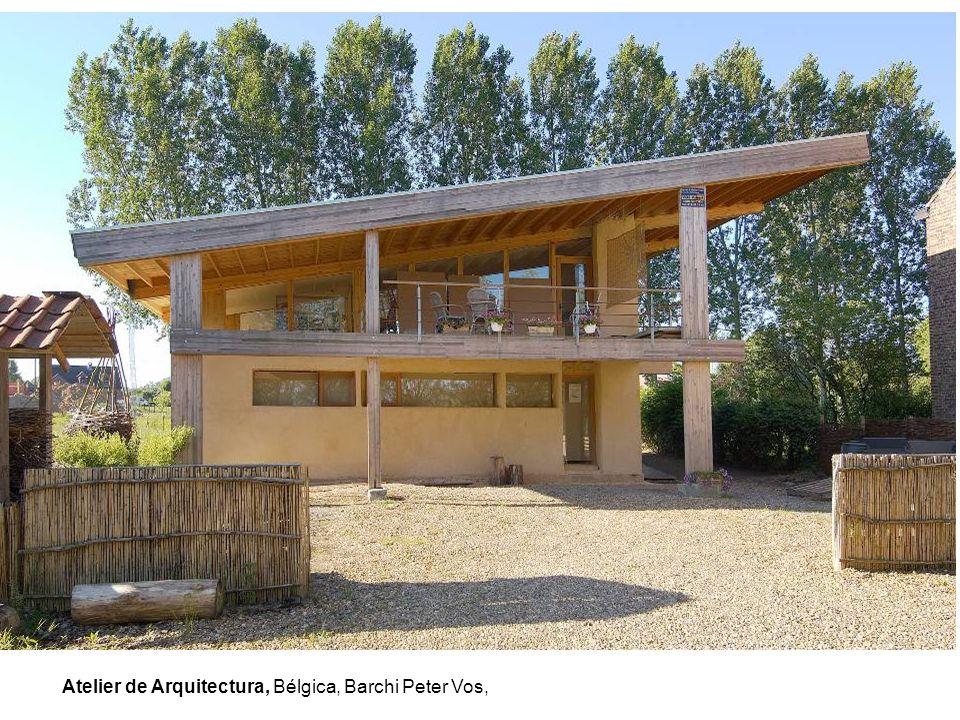 Atelier de Arquitectura, Bélgica, Barchi Peter Vos,