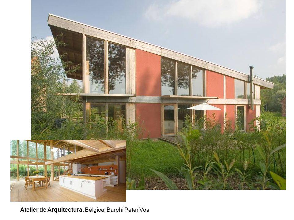 Atelier de Arquitectura, Bélgica, Barchi Peter Vos