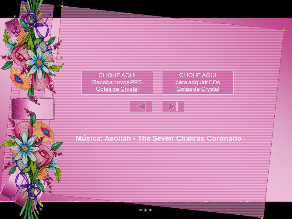 Música: Aeoliah - The Seven Chakras Coronario