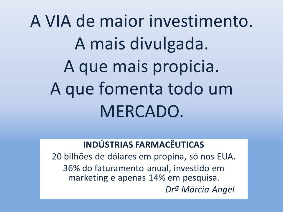 INDÚSTRIAS FARMACÊUTICAS