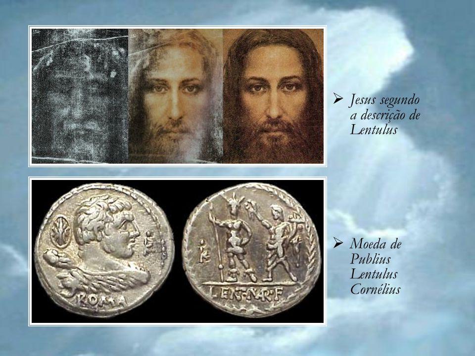 Jesus segundo a descrição de Lentulus