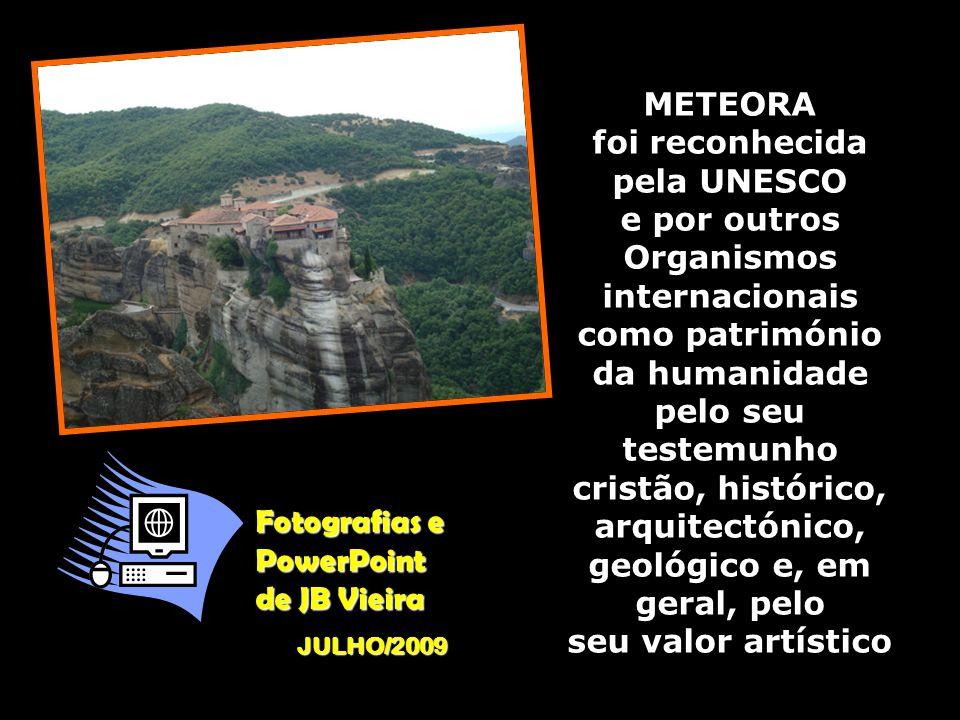 Fotografias e PowerPoint de JB Vieira