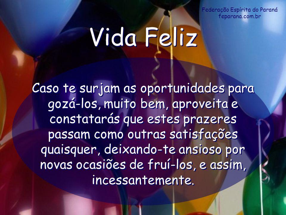 Federação Espírita do Paraná feparana.com.br
