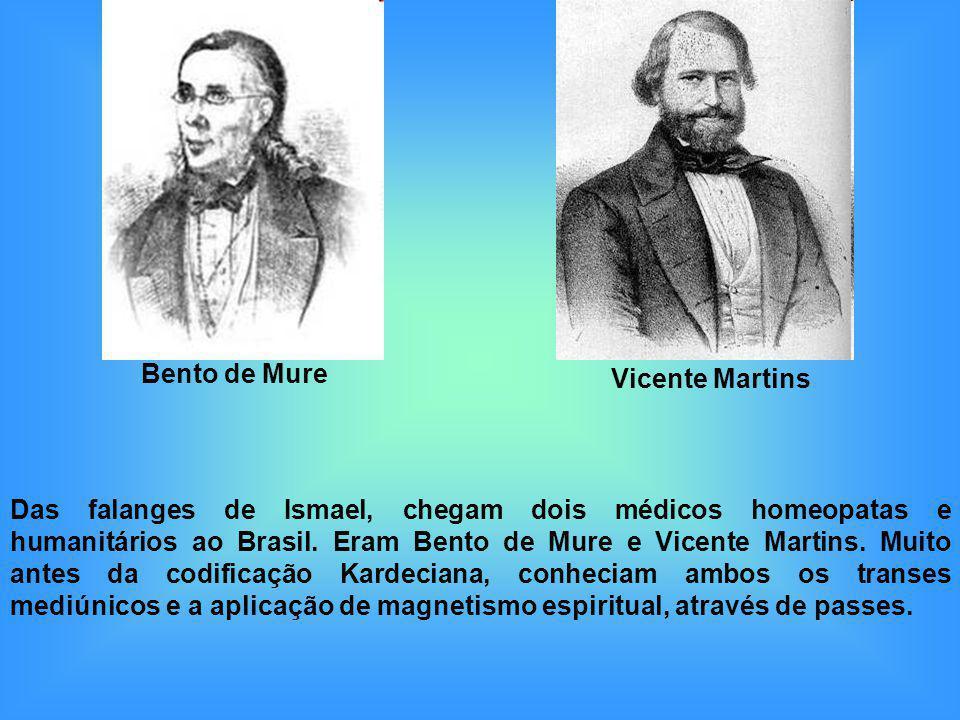 Bento de Mure Vicente Martins.