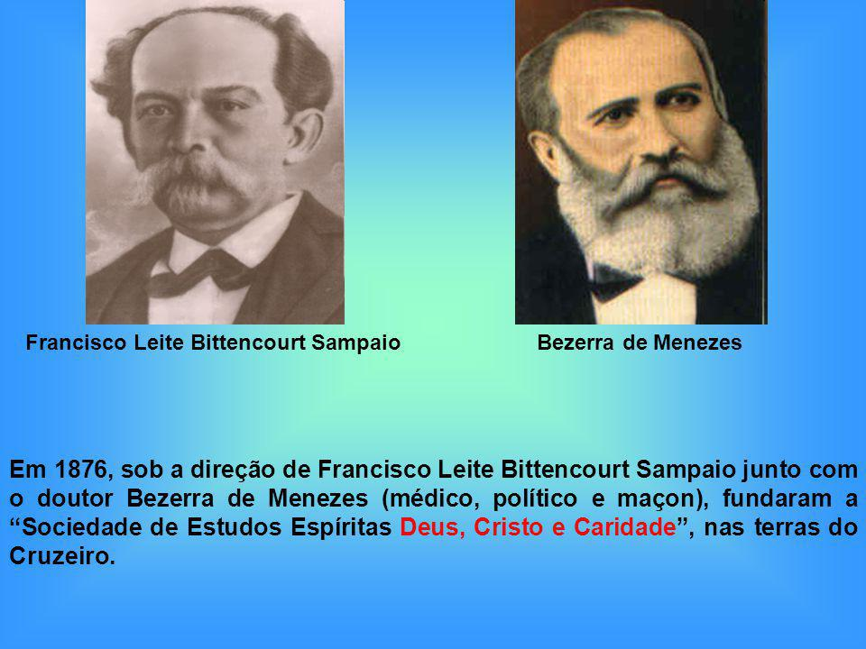 Francisco Leite Bittencourt Sampaio