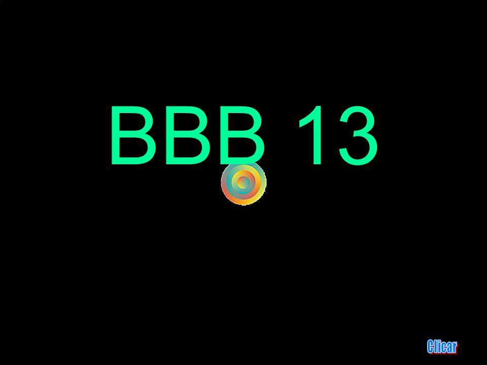 BBB 13 Clicar