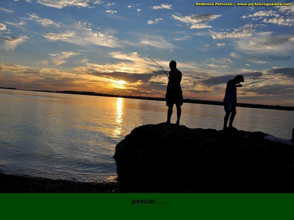 pescar…,