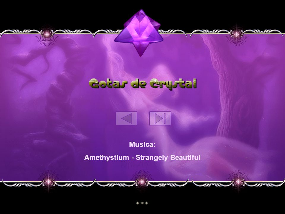 Amethystium - Strangely Beautiful