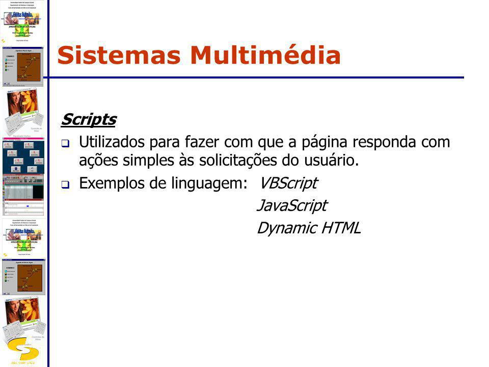 Sistemas Multimédia Scripts