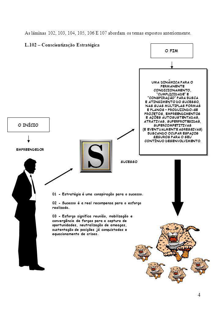 L.102 – Conscientização Estratégica