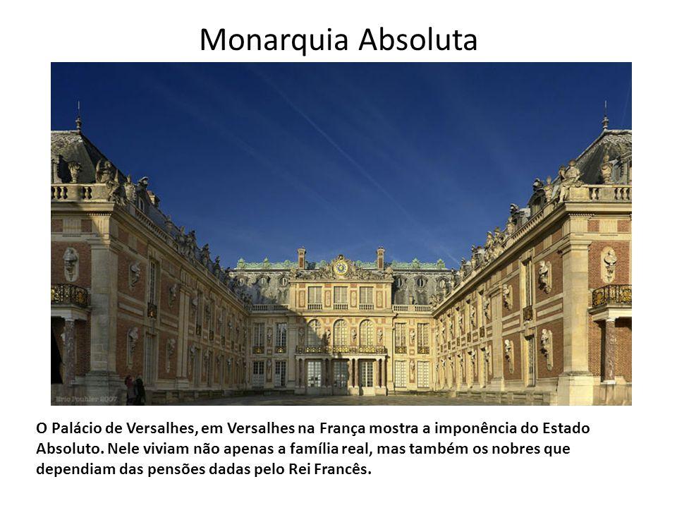 Monarquia Absoluta