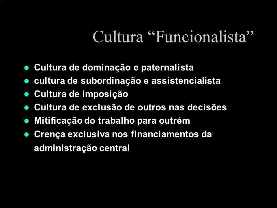 Cultura Funcionalista
